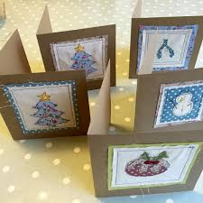 christmas cards handmade recycled ethical kidz