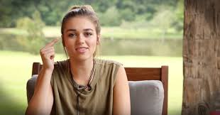 sadie robertson hair and beauty robertson explains the meaning behind the tattoo she never wanted