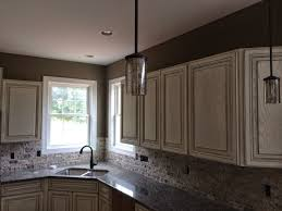 kitchen cabinets paint ideas distressed cream cabinets mercury