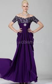 regency purple bridesmaid dresses purple bridesmaid dresses with lace sleeves naf dresses