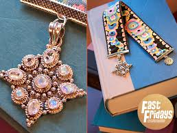 ribbon bookmarks fast fridays embellished ribbon bookmarks sew4home