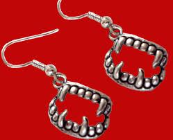 vampire halloween costume monster fangs fun cosplay horror teeth