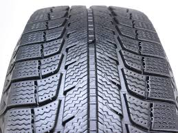 lexus ice tires used michelin latitude x ice xi2 225 70r16 103t 1 tire for sale