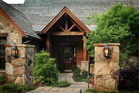 Home Decorating Channel Wood Gable Roof Home Decorating Ideas Exterior Rustic With Channel