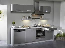 deco cuisine blanche et grise cuisine grise et blanche 2017 et charmant cuisine blanche et grise