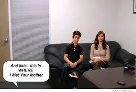 Casting Couch Meme - where i met your mother weknowmemes