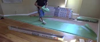 hardwood floor underlayment flooring design