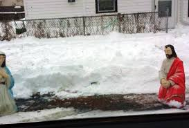 do you call dibs on parking when it snows the ill community
