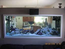 Aquarium Room Divider Delectable 70 Living Room Decorating Ideas Fish Tank Design