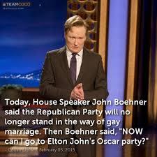 Boehner Meme - joke today house speaker john boehner said the republi