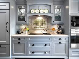 light blue kitchen cabinets victorian kitchen designs blue painted