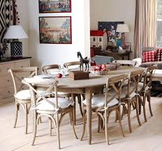 dining room furniture oak and white splendid large dining table