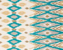 Roman Upholstery Viscose Ikat Sewing U0026 Fiber Upholstery Etsy Studio