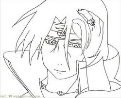 coloring pages naruto cartoons free printable 459603 coloring