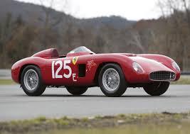 first ferrari race car 1956 ferrari 500 testa rossa to fetch over 2m at auction photos