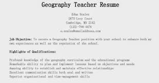 Teachers Resumes Samples by Example Of A Teacher Resume Sample Teacher Resume Google Search