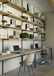 etagere bureau design design pour étagère comment on peut choisir une étagère salons