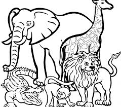 coloring pictures animals kids coloring europe travel