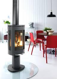 decoration furniture modern fireplace freestanding fireplaces