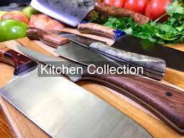 kitchen knife collection kitchen food prep fiddleback outpost
