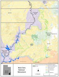Utah State University Map by Paleontology Of Bears Ears National Monument Utah Plos Paleo