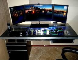 Unique Computer Desk Ideas Wonderful Custom Computer Desk Ideas 27 Cool Computer Gaming Desk