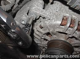 audi a4 1 8t volkswagen alternator replacement golf jetta