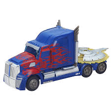 Buy Transformers Age Of Extinction First Edition Optimus Prime