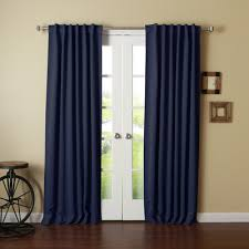Black Curtain Sweetwater Room Darkening Thermal Blackout Curtain Panels By