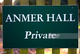 general views of anmer hall photos and images getty images