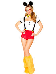 Halloween Mickey Mouse Costume Halloween Mickey Mouse Costume Disney Women U0027s Suspender