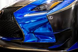 lexus sema 2016 lexus debuts its f performance rc f gt3 model at sema