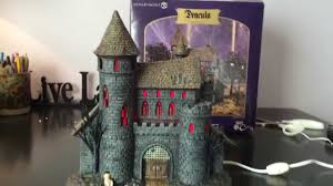 dept 56 dracula u0027s castle 56 59301 retired u2013 halloween