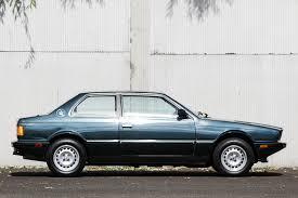 maserati karif 1984 maserati biturbo modern classic auto sales