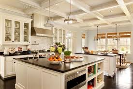 black granite countertops with white cabinets 36 inspiring kitchens with white cabinets and dark granite pictures