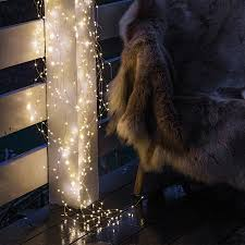 Outdoor Twinkle Lights by Led Wire Bouquet Lights Outside Lighting The Farthing