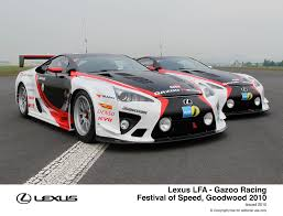 lexus lfa javier quiros toyota at the 2010 goodwood festival of speed toyota uk media site