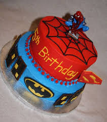 spiderman birthday cakes spiderman birthday cakes for boys 2011