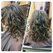 curly haircut by anna morgan www beinspiredsalon com 608 271 2771