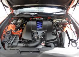 lexus rc f performance package file the engine room of lexus rc f u201ccarbon exterior package