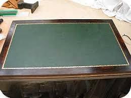 cuir de bureau décorateur de dessus de secrétaire de bureau en cuir pvc skai