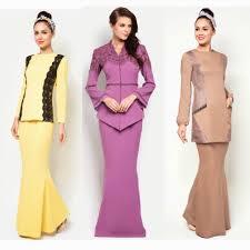 baju kurung moden zaman sekarang nahandsomegirl fesyen baju kurung moden terkini
