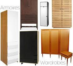 Armoires Wardrobe Armoire Wardrobe Guide U2013 Design Sponge