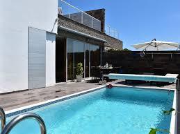 Exklusive B Om El Villa I Costa Adeje Kanarieöarna Med Strandläge 2412434