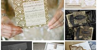 great gatsby themed wedding great gatsby themed wedding details