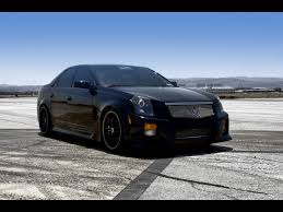 cadillac cts v the wheels of steel