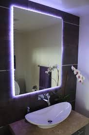led vanity light strip creative lighting with led light strips changing strips trace the