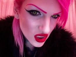 how to get perfect eyebrows by jeffree star glamour