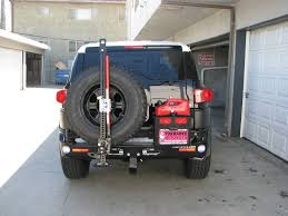 Baja Rack Fj Cruiser Ladder by How Are U Mounting Your Hi Lift Page 3 Toyota Fj Cruiser Forum