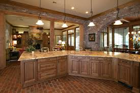 Brick Floor Kitchen by Is Brick Old St Louis On The Walls U0026 Floor Or Is Floor Different